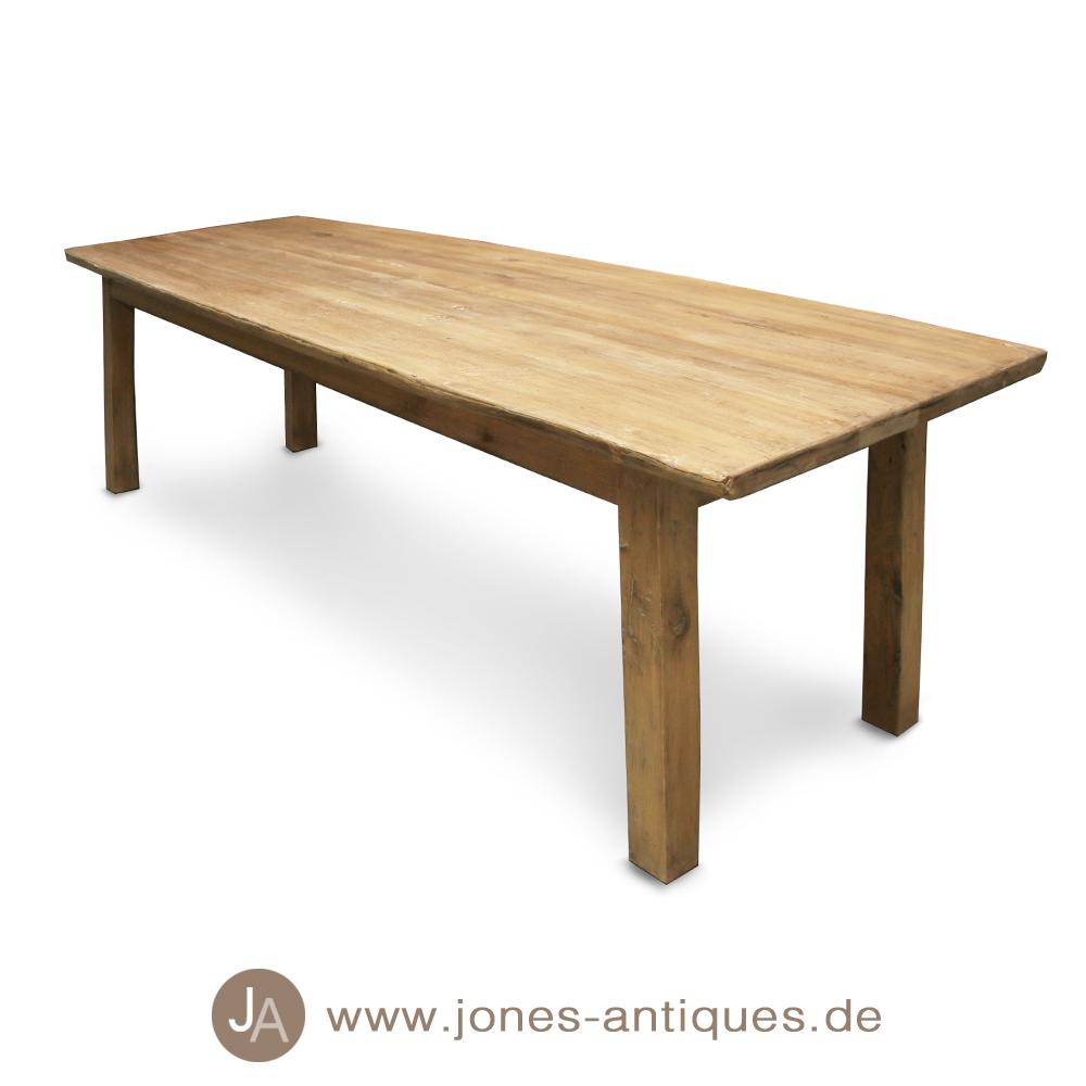 Table A Manger Originale table à manger originale en vieux bois d'orme